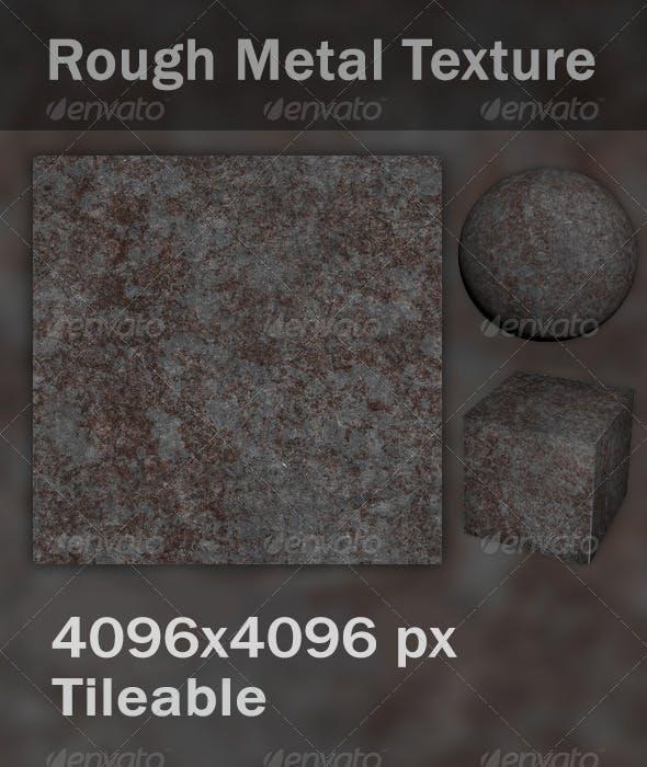 Rough Metal - 3DOcean Item for Sale