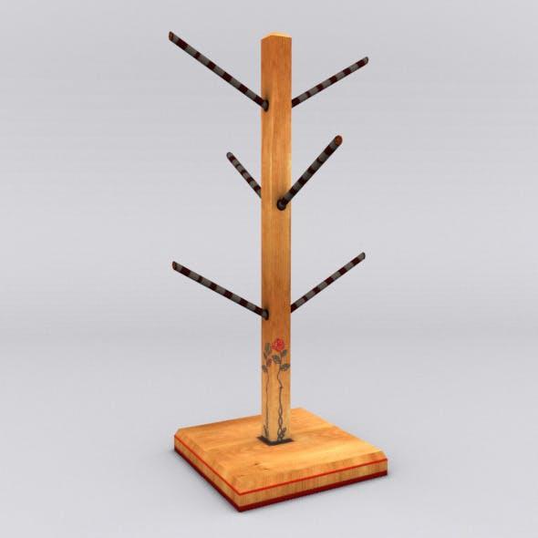 Bangle Hanger - 3DOcean Item for Sale