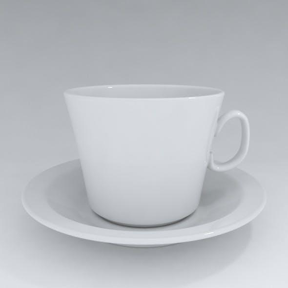 teacup - 3DOcean Item for Sale