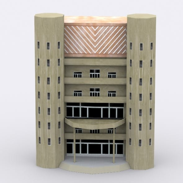 Building - 3DOcean Item for Sale