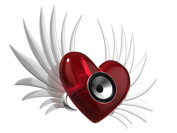 Sound Heart - 3DOcean Item for Sale