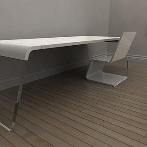 Arch Desk & Seat Concept