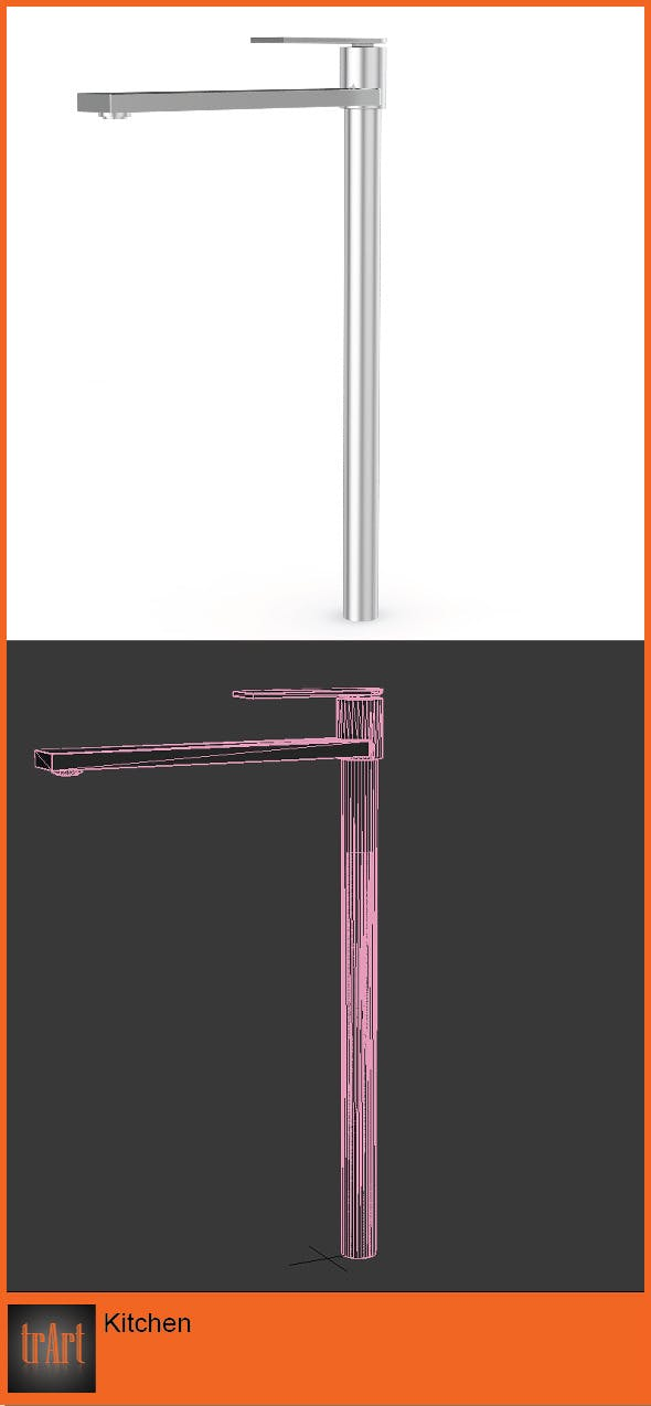 Kitchen  accessories - 3DOcean Item for Sale