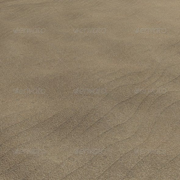 Desert Sand Seamless Ground Texture