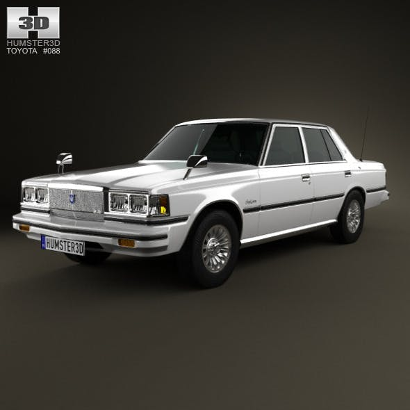 Toyota Crown sedan 1979