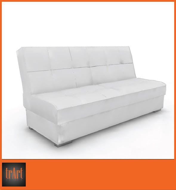 Animatable Furniture seat - 3DOcean Item for Sale