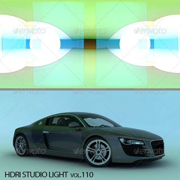 HDRI_Light_110 - 3DOcean Item for Sale