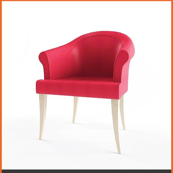 Realistic Sofa bench