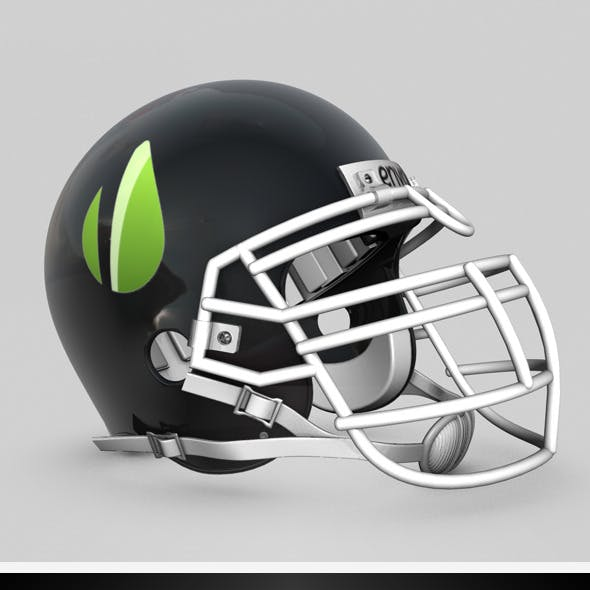 Generic NFL Football Helmet