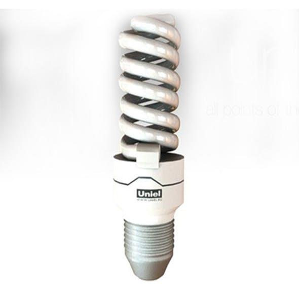 Lightbulb 3D