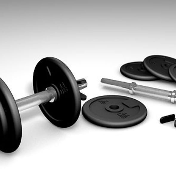 Weight Set and Render Setup