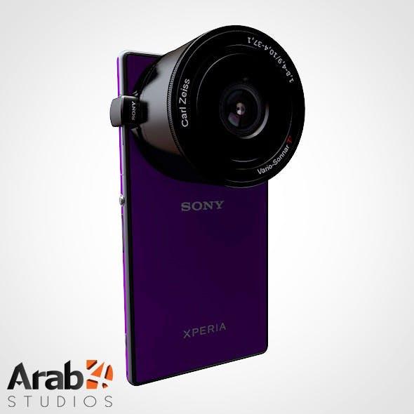 Sony Xperia Z1 - 3DOcean Item for Sale