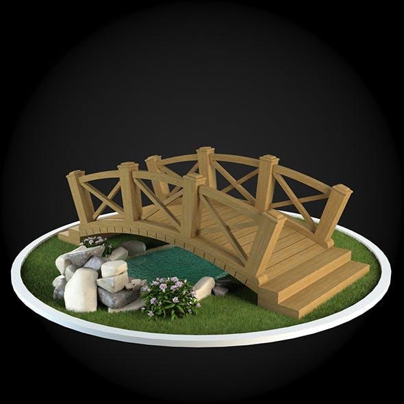 Bridge 001 - 3DOcean Item for Sale