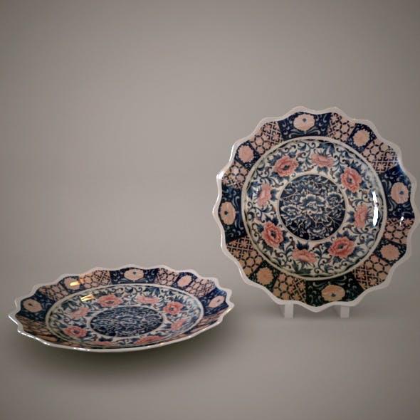Persian Porcelaine - 3DOcean Item for Sale