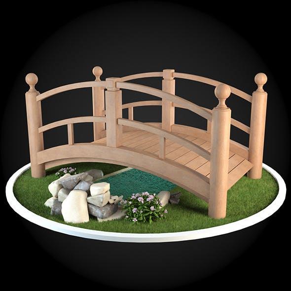 Bridge 008 - 3DOcean Item for Sale