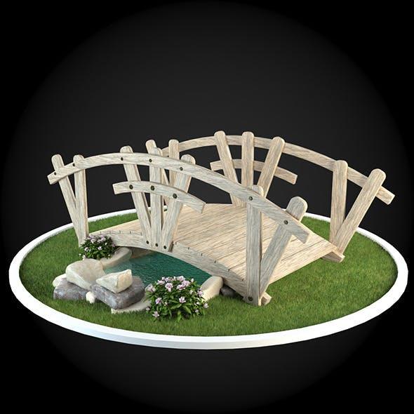Bridge 009 - 3DOcean Item for Sale