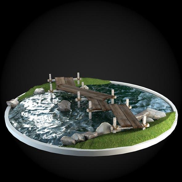 Bridge 012 - 3DOcean Item for Sale