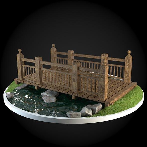 Bridge 013 - 3DOcean Item for Sale