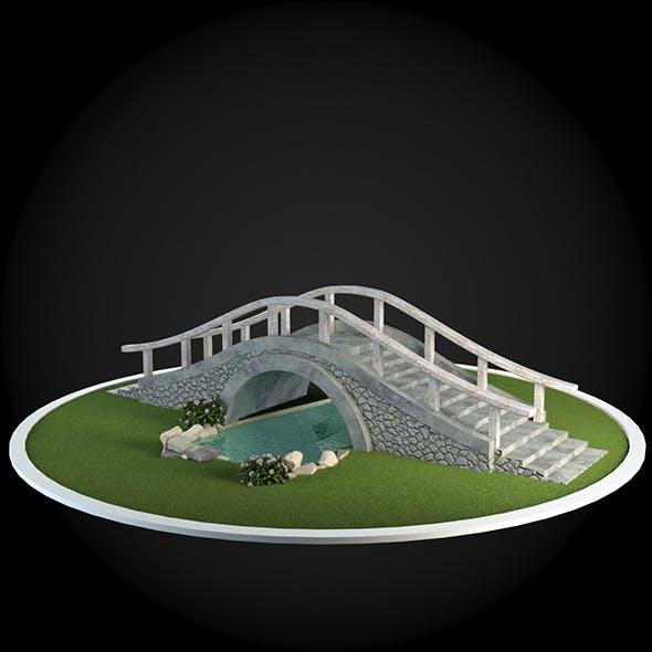 Bridge 014 - 3DOcean Item for Sale