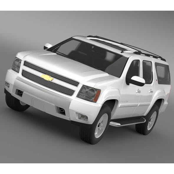 Chevrolet Suburban Z71