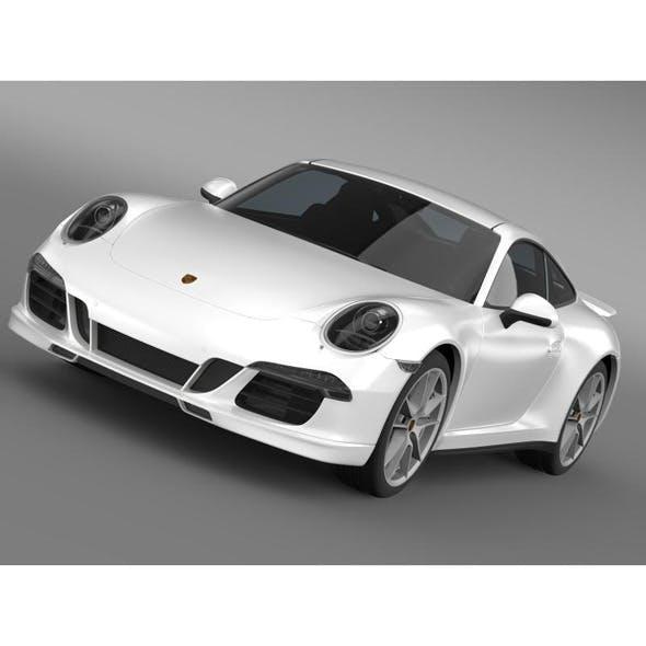 Porsche 911 Carerra 4S Facebook 5M1