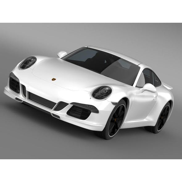 Porsche 911 4s Exclusive