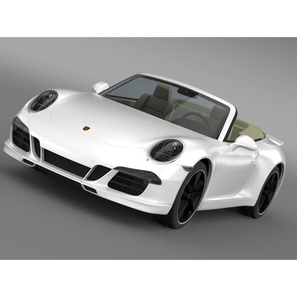 Porsche 911 Exclusive Cabrio