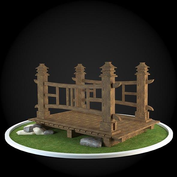 Bridge 015 - 3DOcean Item for Sale