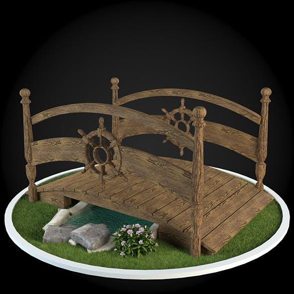 Bridge 025 - 3DOcean Item for Sale