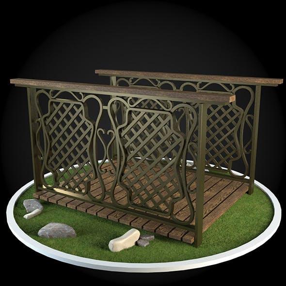 Bridge 026 - 3DOcean Item for Sale