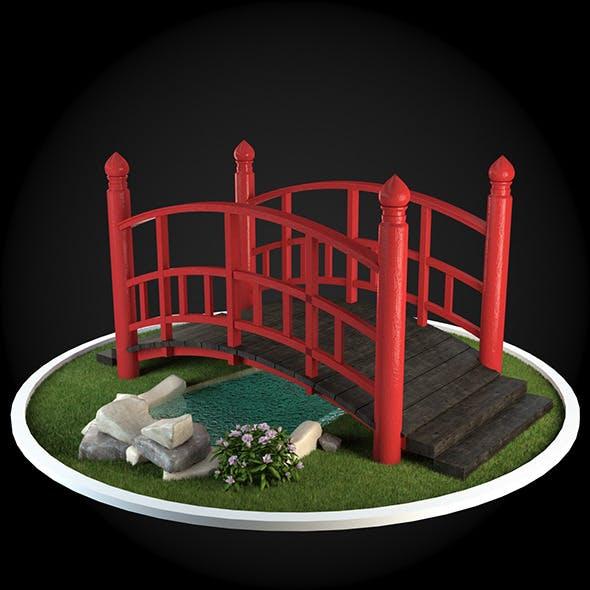 Bridge 028 - 3DOcean Item for Sale