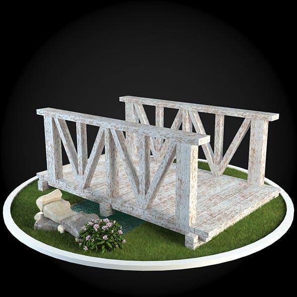 Bridge 029 - 3DOcean Item for Sale