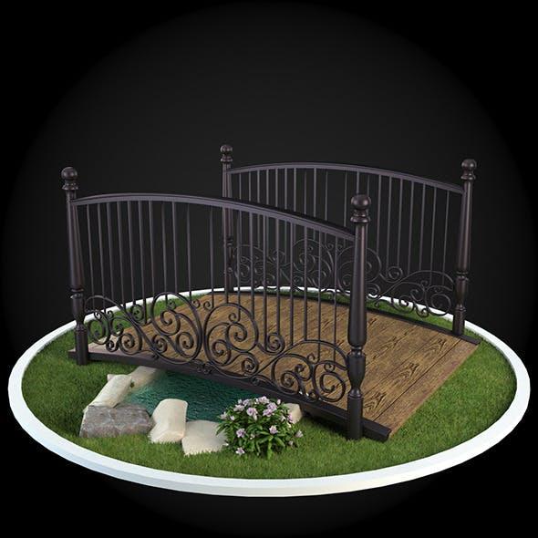 Bridge 033 - 3DOcean Item for Sale
