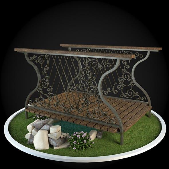 Bridge 039 - 3DOcean Item for Sale