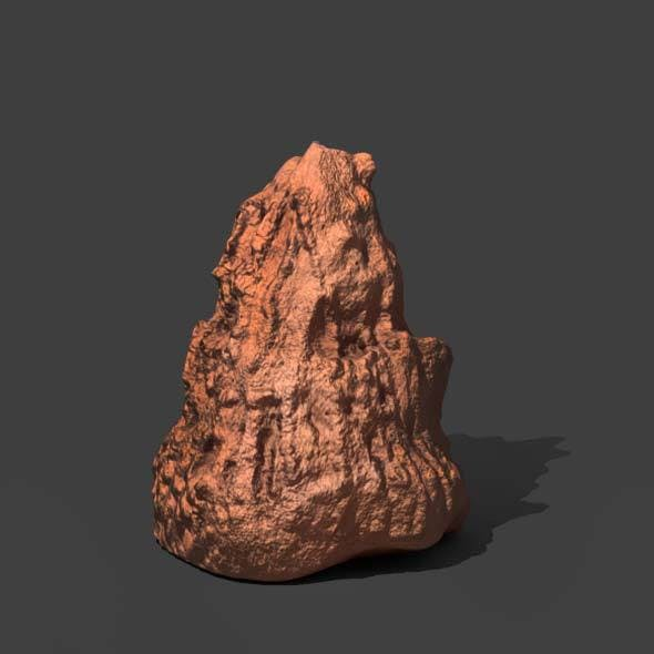 Ant hill - Termite Mound - 3DOcean Item for Sale