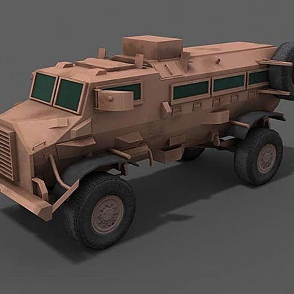 Casspir - Armored Personal Carrier APC