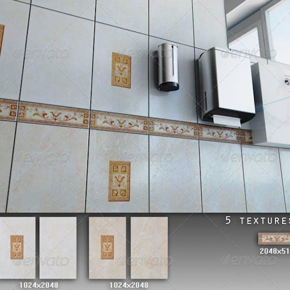 Professional Ceramic Tile Collection C051