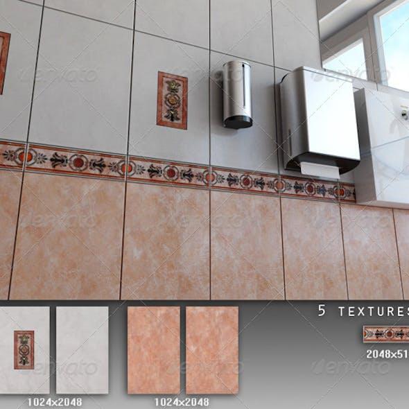 Professional Ceramic Tile Collection C053