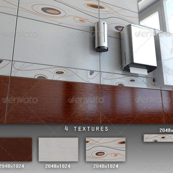 Professional Ceramic Tile Collection C058