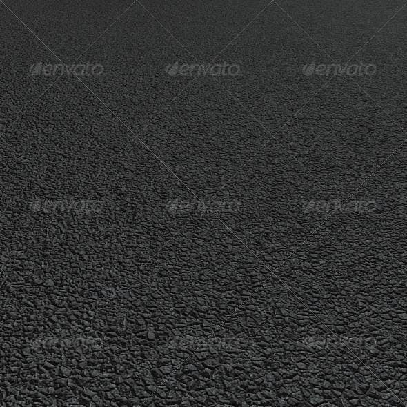 Asphalt Road Seamless Ground Texture