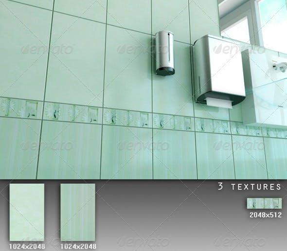 Professional Ceramic Tile Collection C079 - 3DOcean Item for Sale