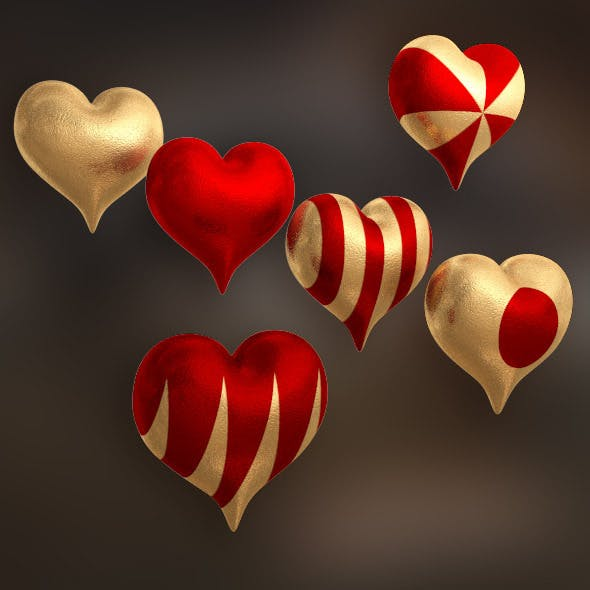 Hearts 6