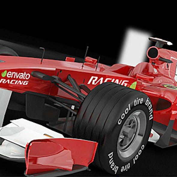 Ferrari F1 2011 Model