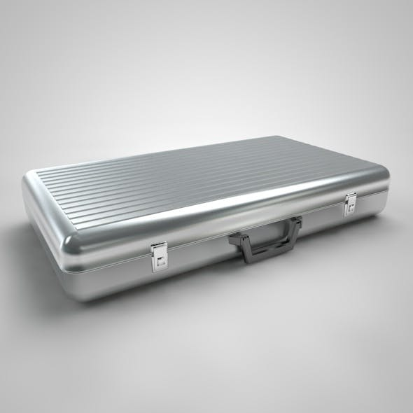 Metal Briefcase - Type 2