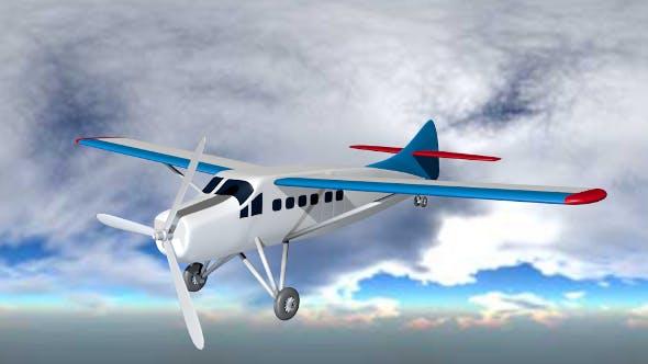 de Havilland Canada DHC3 Otter - 3DOcean Item for Sale
