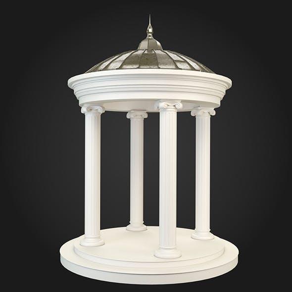 Gazebo 016 - 3DOcean Item for Sale