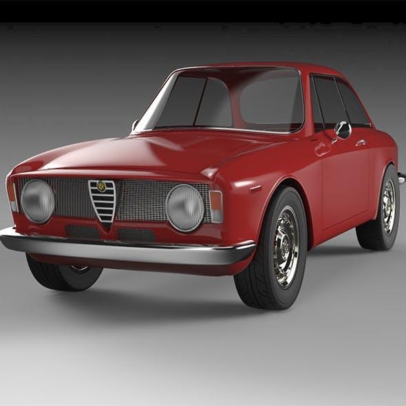 Alfa Giulia gta Sprint