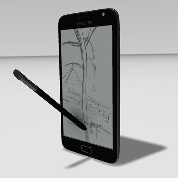 Samsung Galaxy Note - 3DOcean Item for Sale