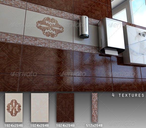 Professional Ceramic Tile Collection C084 - 3DOcean Item for Sale