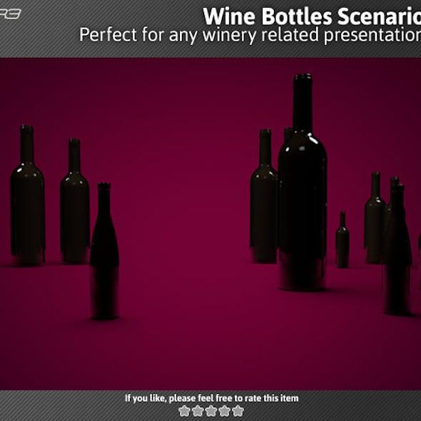 Wine Bottles Scenario
